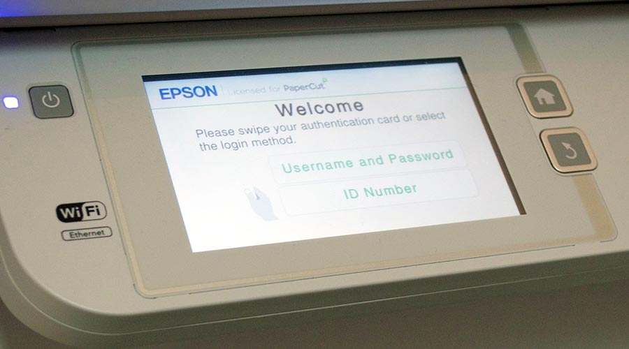 Compatible with Epson Open Platform
