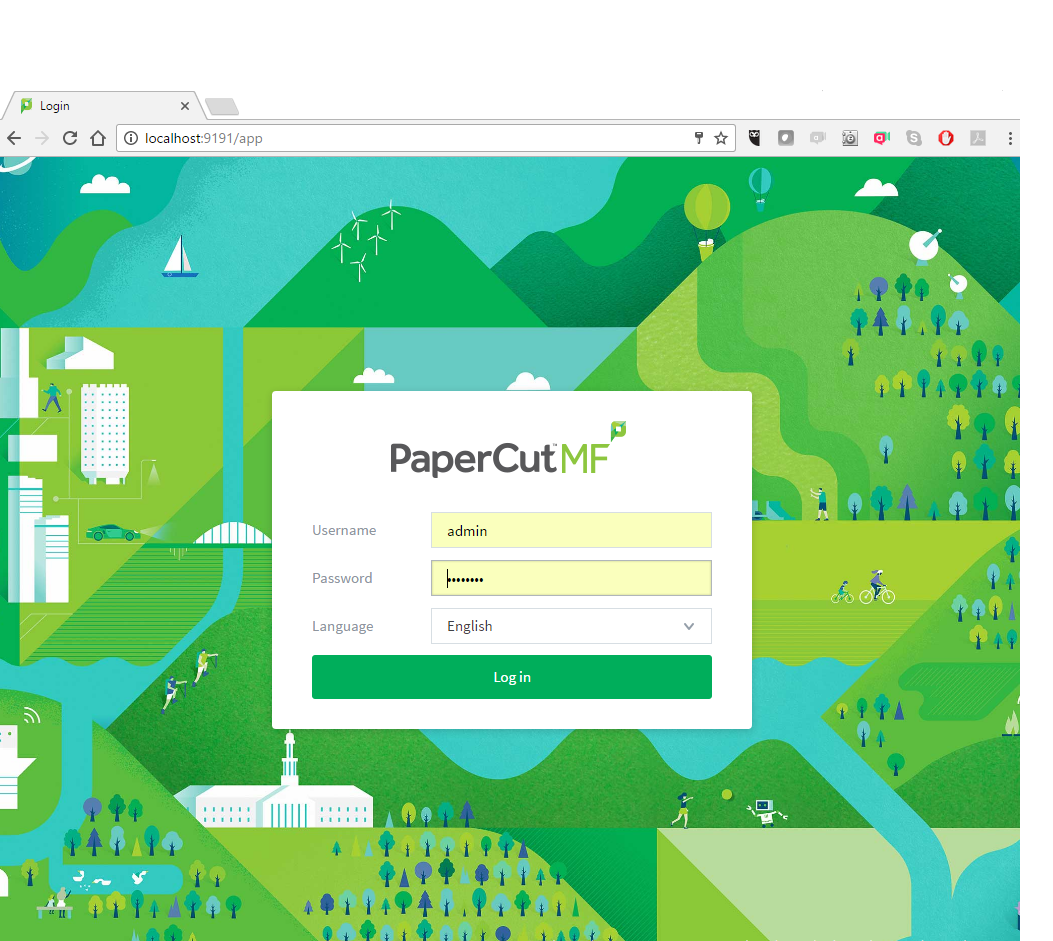 Introducing the new PaperCut UI design