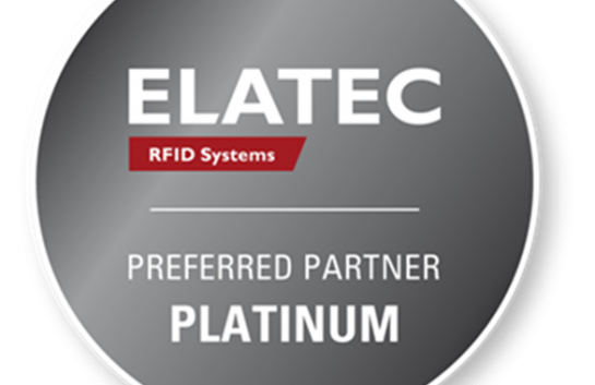 Selectec has been awarded Elatec Platinum Partner status!