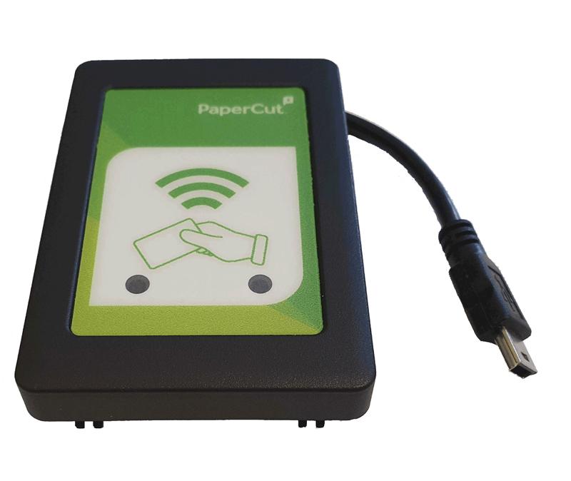 Elatec card reader